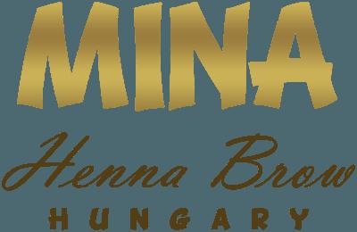 Mina Henna Brow Hungary Szemöldökfestés